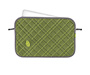 Plush Layer Laptop Sleeve Open