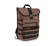 Spire 15-Inch MacBook Laptop Backpack Front
