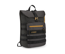 Spire 15-Inch MacBook Laptop Backpack Front
