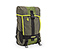 Yield Laptop Backpack - poly weathered canvas peat green / ballistic nylon algae green / poly weathered canvas peat green