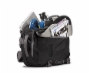 Ram Laptop Messenger Backpack Open