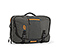 Ram Laptop Messenger Backpack - ballistic nylon carbon / ripstop carbon / ballistic nylon carbon