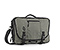 Ram Laptop Messenger Backpack - recycled pet carbon / carbon / carbon