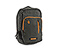 Uptown Laptop TSA-Friendly Backpack - ballistic nylon carbon / ripstop carbon grey / ballistic nylon carbon