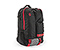 Showdown Laptop Backpack - ballistic nylon black / herringbone black herringbone / ballistic nylon black