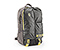 Showdown Laptop Backpack - ballistic nylon gunmetal / ballistic nylon black / coated indie plaid indie plaid