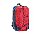 Showdown Laptop Backpack - nylon night blue / bixi red / rev red