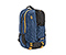 Showdown Laptop Backpack - nylon dusk blue / black / dusk blue