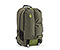 Showdown Laptop Backpack - canvas peat green / ballistic nylon algae green / canvas peat green