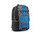 Amnesia Cycling Backpack - 420d nylon gunmetal / blue / black