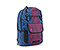 Amnesia Cycling Backpack - 420d nylon night blue / village violet / mulberry purple