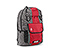 Amnesia Cycling Backpack - 420d nylon revlon red / cement / gunmetal