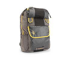 coated indie plaid indie plaid / 420D nylon reso yellow / 420D nylon gunmetal