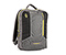 Pisco Backpack for iPad - ballistic nylon gunmetal / coated indie plaid indie plaid / ballistic nylon black