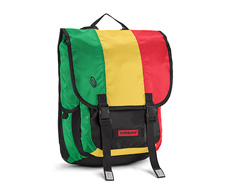 ballistic nylon emerald / Reso Yellow / bixi Red