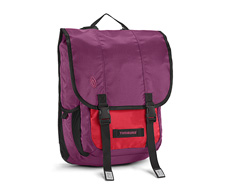 Ballistic Nylon Village Violet / Rev Red / Village Violet