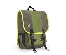 Poly Weathered Canvas Peat Green Canvas / Ballistic Nylon Algae Green / Poly Weathered Canvas Peat Green