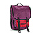Swig Laptop Backpack - ballistic nylon village violet / rev red / village violet