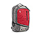 Q Laptop Backpack - 420d nylon revlon red / cement / gunmetal
