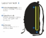 Q Laptop Backpack Diagram