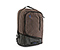 Q Laptop Backpack - canvas dark brown