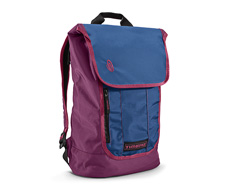 ballistic nylon village violet / night blue