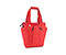 Skylark Tote Bag - recycled pet bixi red