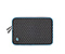 Crater Laptop Sleeve for MacBook Air - mesh black / foam gunmetal / texture grey