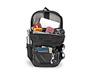 Slate Laptop Backpack Open