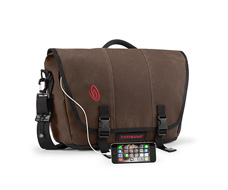 Power Commute Laptop Messenger Bag Front