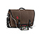Power Commute Laptop Messenger Bag - ballistic nylon dark brown