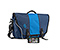 Power Commute Laptop Messenger Bag - ballistic nylon dusk blue / pacific / dusk blue