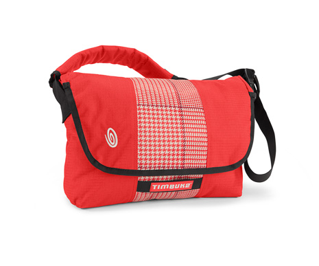Spin Messenger Bag Front