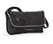 Spin Messenger Bag - ballistic nylon black / black / black