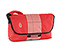 Spin Messenger Bag - recycled pet ripstop bixi fc / plaid bixi plaid / recycled pet ripstop bixi fc