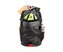 Especial Medio Cycling Laptop Backpack Open