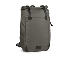 Moto Laptop Backpack Front