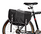 Shift Pannier - ballistic nylon black / laminated fabric black / ballistic nylon black