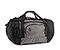 Race Cycling Duffel Bag - ballistic nylon black / gunmetal