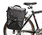 Cog Pannier - laminated fabric black