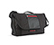 Finder MacBook Laptop Messenger Bag - recycled pet black / farp black / recycled pet black