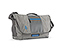 Finder MacBook Laptop Messenger Bag - recycled pet ripstop grey / farp gunmetal tpu / recycled pet ripstop grey