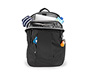 El Rio Laptop Backpack Open