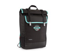 Bianchi 130th Anniversary Prospect Backpack Front
