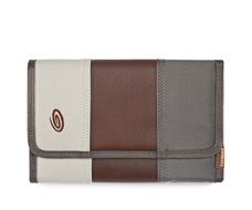 canvas tusk grey / mahogany brown / gunmetal