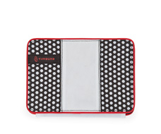 Print BW Polka Dots / 630D Matte White / Print BW Polka Dots
