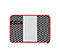 New Kindle & Kindle Paperwhite Flipster Jacket - print bw polka dots / 630d matte white / print bw polka dots