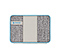 New Kindle & Kindle Paperwhite Flipster Jacket - texture grey texture / coated canvas cold blue / texture tusk grey