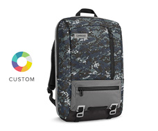 Custom Alcatraz Laptop Backpack Front