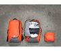 Red Hook Crit Travel Backpack Open